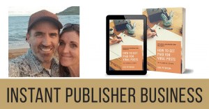 Instant Publisher Business by Joel Peterson
