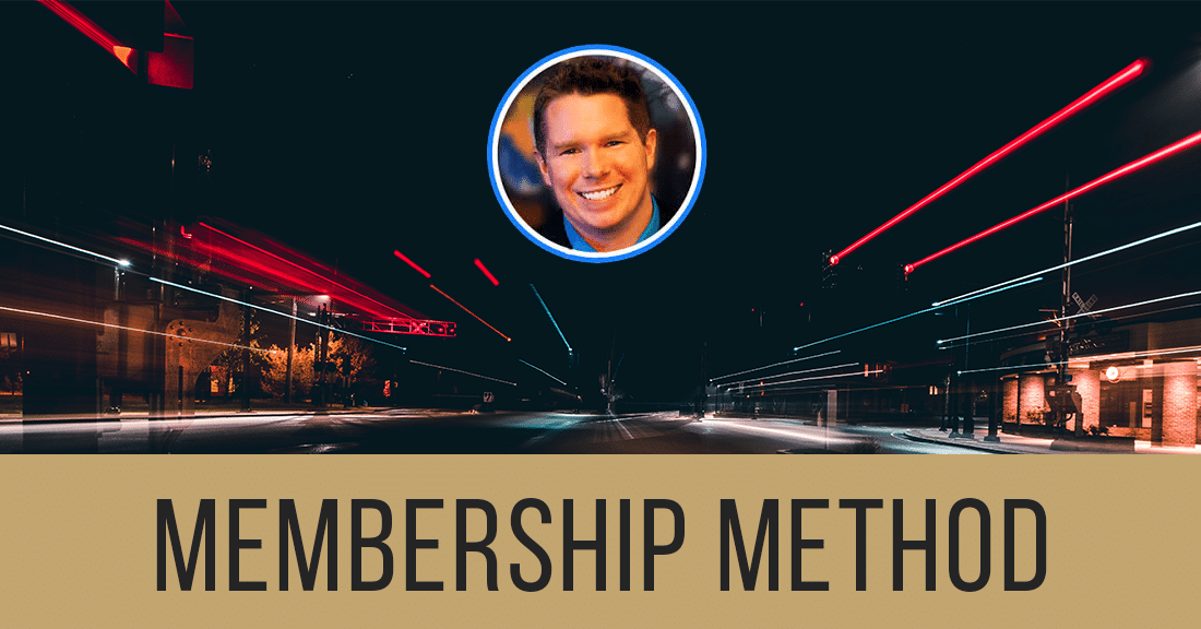 Selling  Membership Method Membership Sites