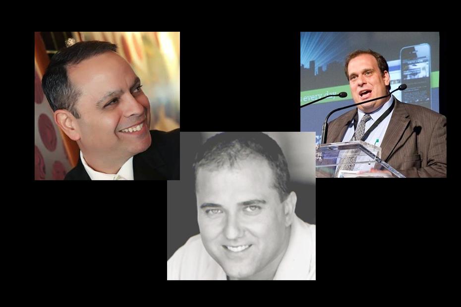 Mike Filsaime, John Cornetta, Matt Serranta
