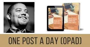 One Post A Day (OPAD) by Ron Douglas