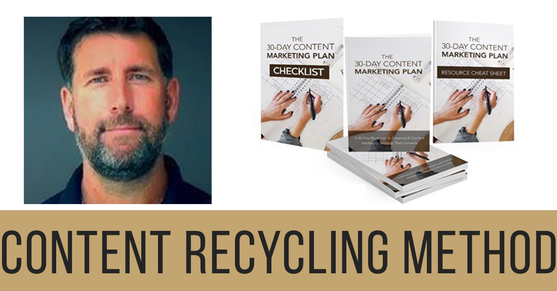 The Content Recycling Method by Paul Clifford